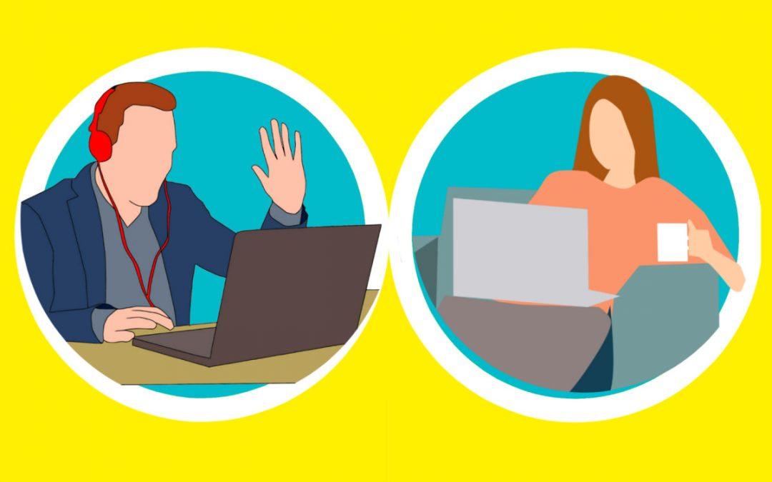 Videokonferenz ganz einfach
